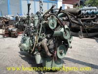 Mercedes-Benz engine 609D, 709D, 809D OM 364 with G2/27 - 5/7.36 gearbox